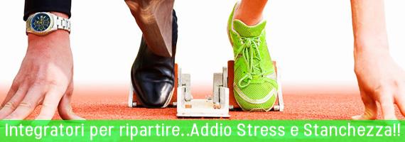 Integratori Stress e Stanchezza