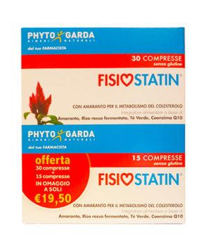 fisiostatin colesterolo
