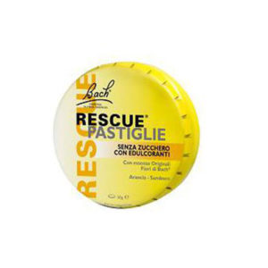 rescue pastiglie arancia sambuco