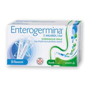 Enterogermina 2 miliardi/5ml