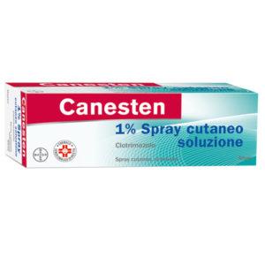 Canesten 1% spray cutaneo