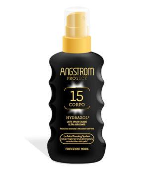 angstrom protezione solare spray 15