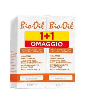 bio oil 1+1 in omaggio