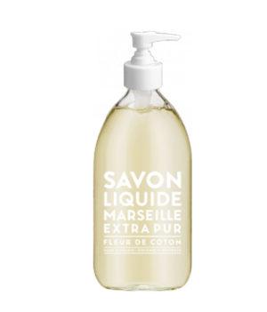 COMPAGNIE DE PROVENCE Sapone Liquido di Marsiglia Fleur de Coton 500 ml