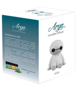 arya hd hero diffusore
