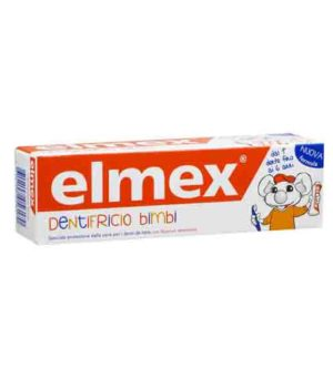 elmex dentifricio bimbi