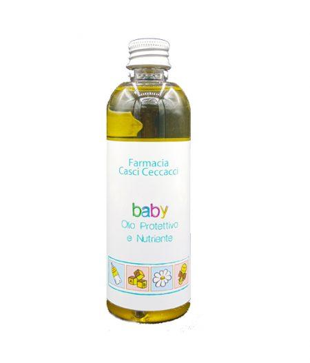 OLIO PROTETTIVO NUTRIENTE BABY 150 ML FARMACIA CASCI CECCACCI