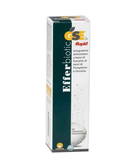 gse efferbiotic rapid