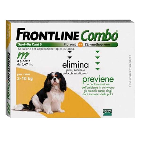 frontline combo
