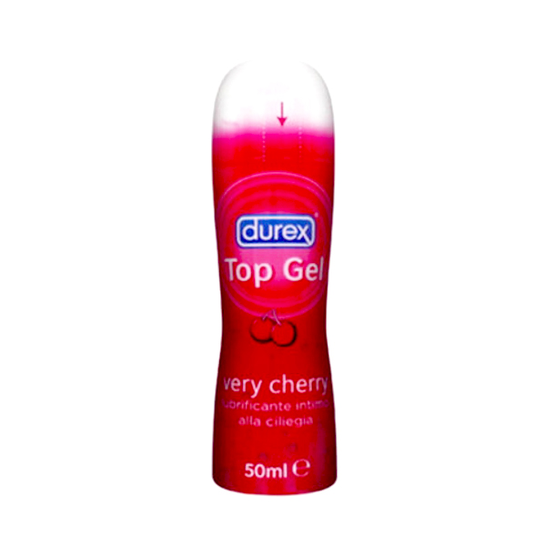 durex top gel very cherry