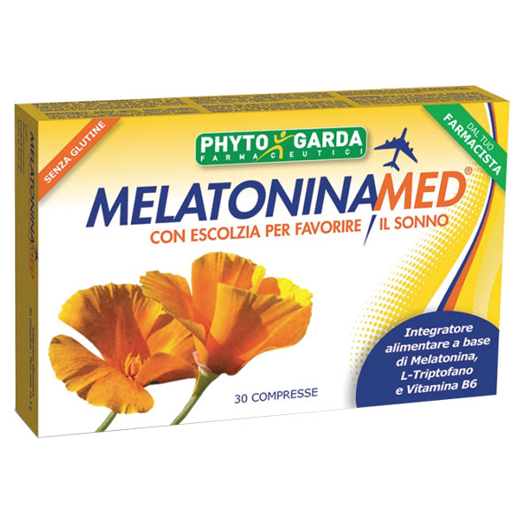 melatonina med