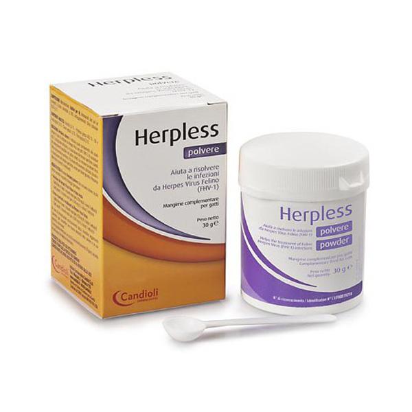 herpless polvere