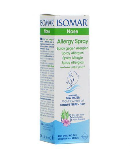 isomar allergie