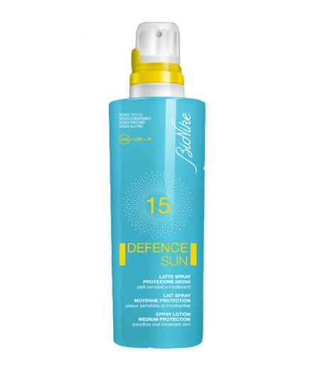Bionike Defence Sun Latte Spray SPF 15