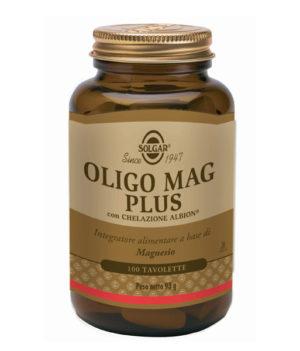 solgar oligo mag plus