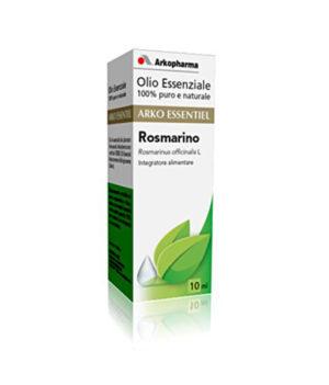 olii essenziali rosmarino