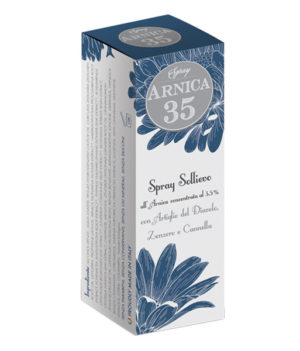 arnica spray sollievo
