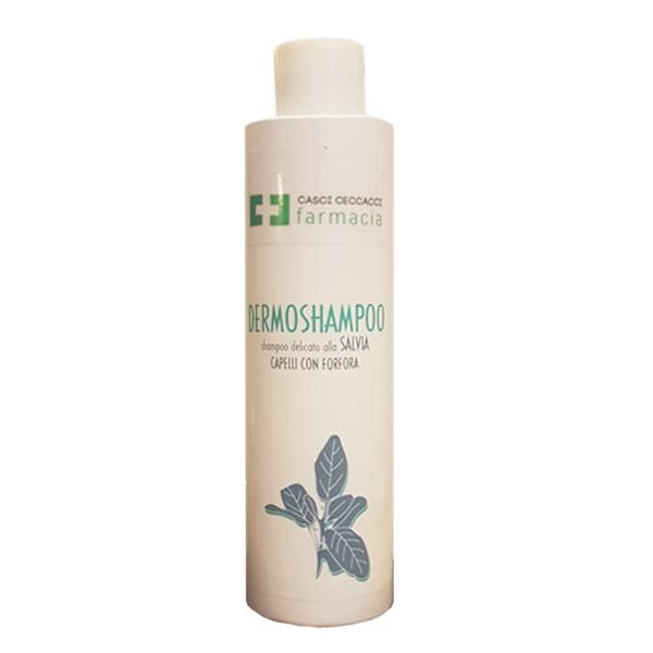 shampoo alla salvia antiforfora