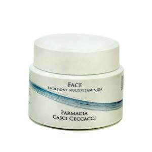 emulsione multivitaminica face