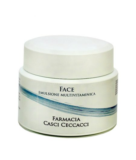 emulsione multivitaminica face