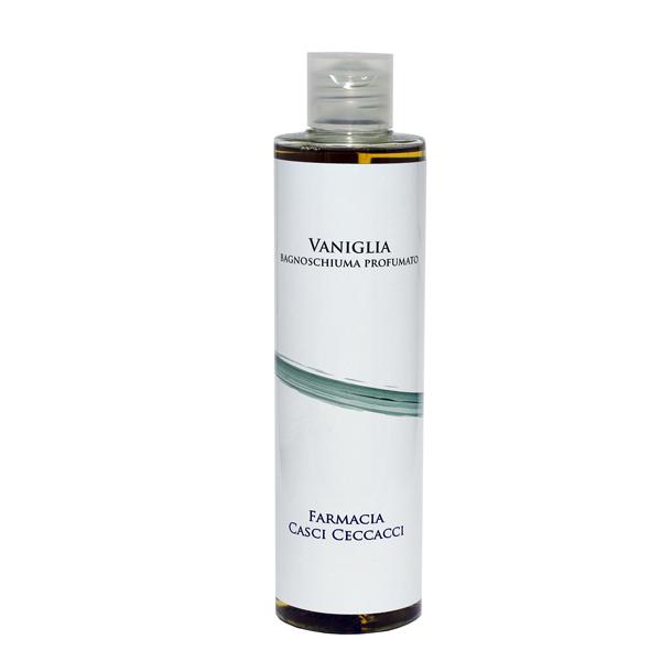 bagnoschiuma profumato vaniglia