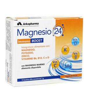 Magnesio 24 ImmunoBoost