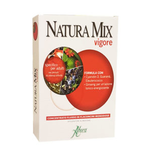 natura mix vigore fiale