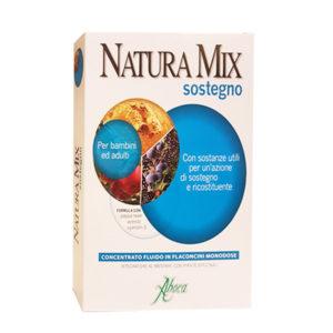 natura mix sostegno fiale