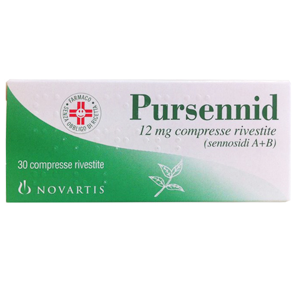 Pursennid 30 Compresse
