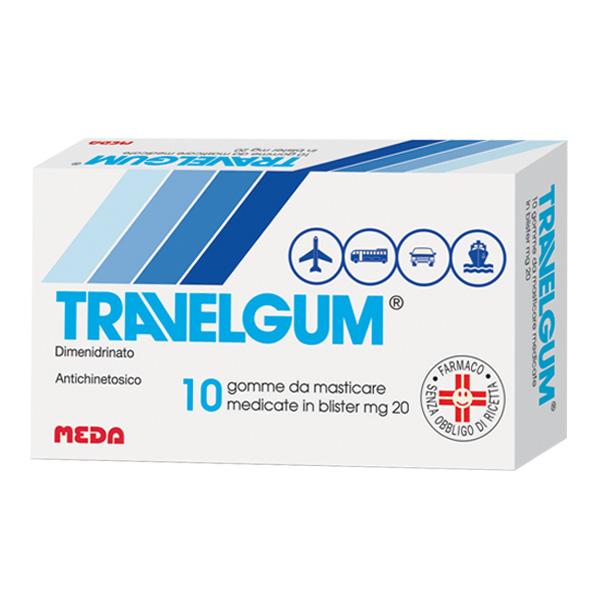 travelgum gomme masticabili farmacia casci