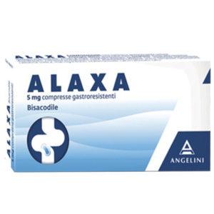ALAXA 5 mg compresse gastroresistenti