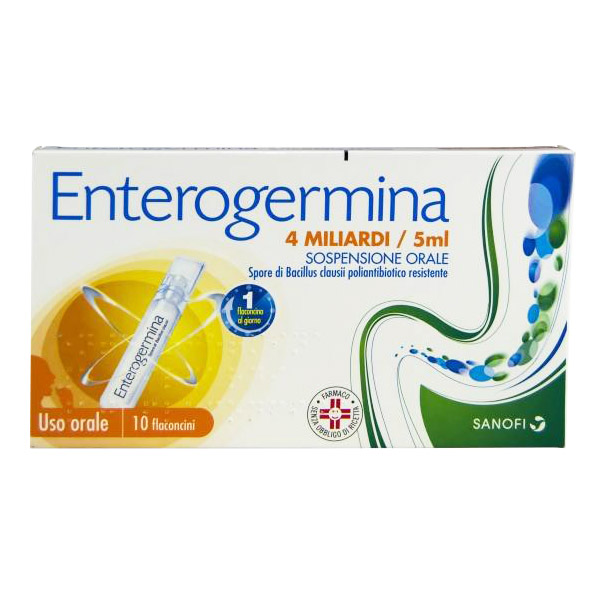 Enterogermina 4 miliardi /5ml