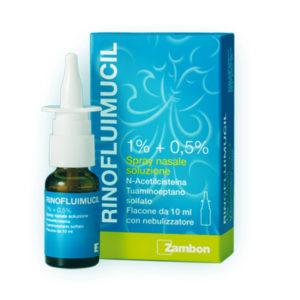 Rinofluimucil Spray Nasale