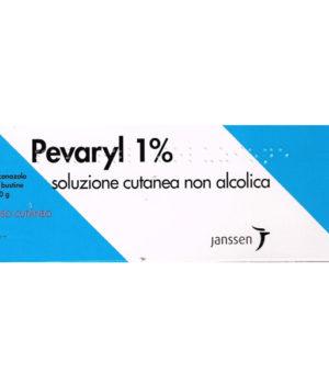 Pevaryl 1% soluzione cutanea non alcolica