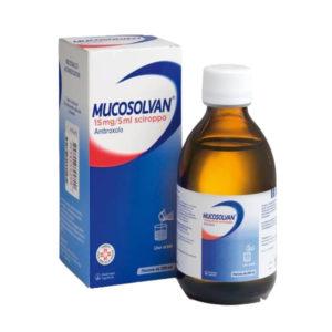 Mucosolvan Sciroppo Tosse 200ml