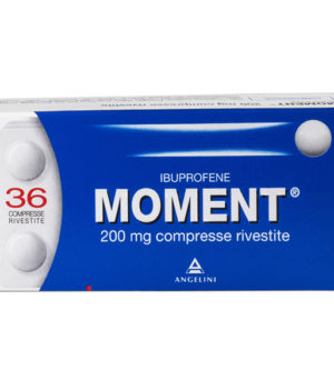 Moment 200 mg  36 compresse rivestite