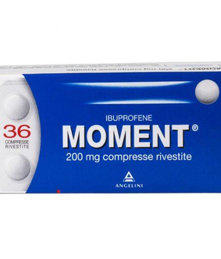 Moment 200 mg  36 compresse rivestite