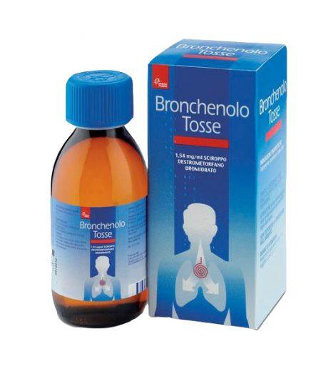 Bronchenolo Sciroppo Tosse Sedativo Fluidificante