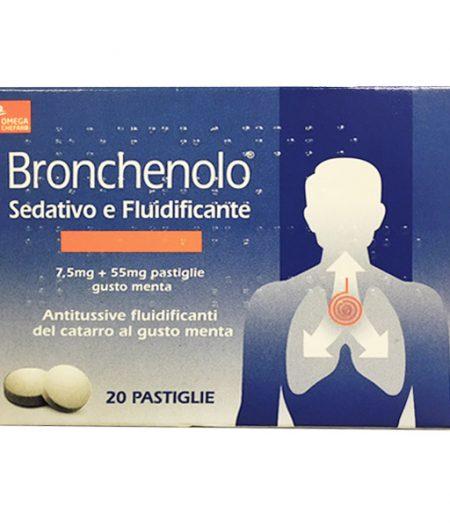 Bronchenolo Sedativo Fluidificante Pastiglie