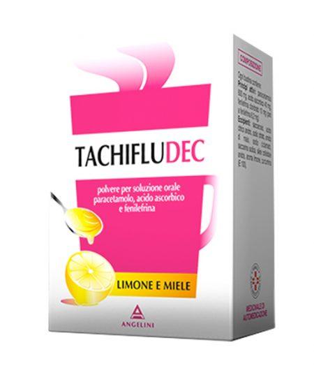 Tachifludec Limone e Miele