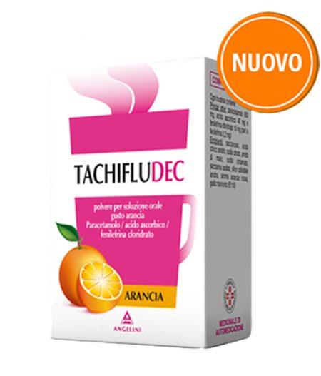 Tachifludec Arancia