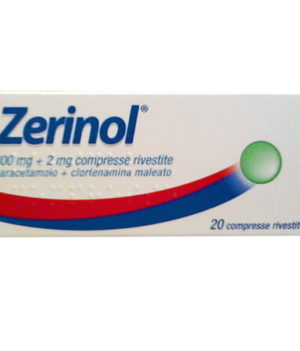 Zerinol Compresse