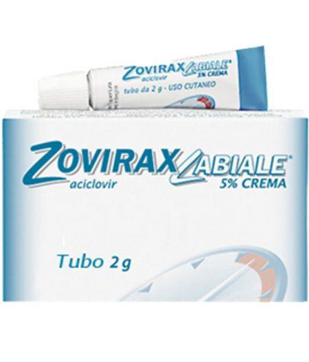 Zovirax Labiale 5% Crema