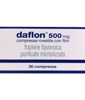 Daflon 500mg Compresse