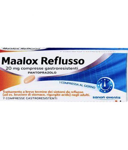 Maalox Reflusso Compresse Gastroresistenti