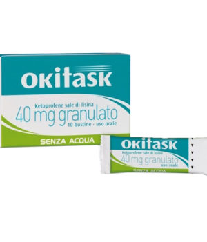 OKITASK 40 mg granulato 10 bustine
