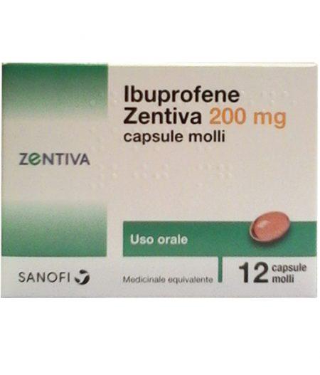 Ibuprofene Zentiva 200mg Medicinale Equivalente