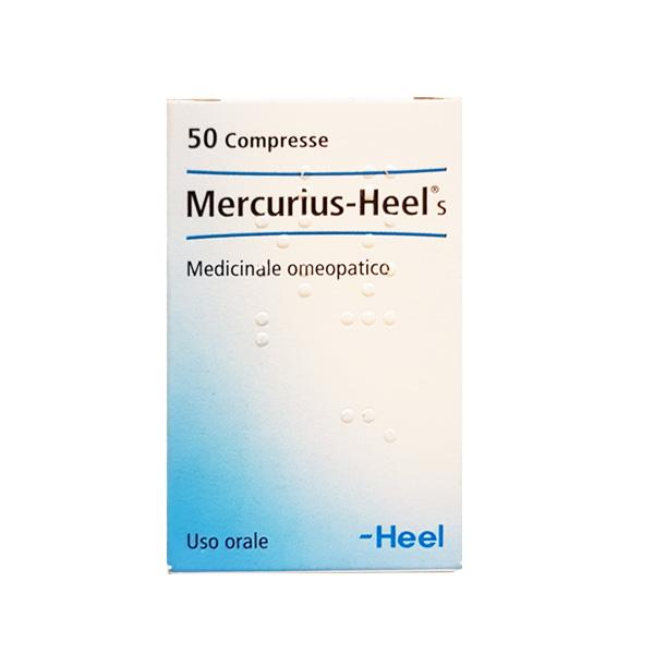 mercurius heel