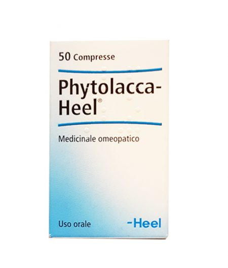 phytolacca heel