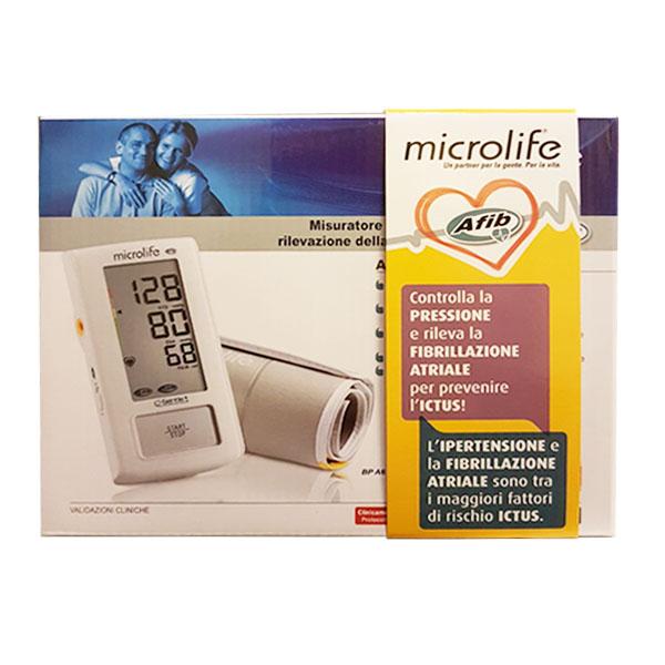 microlife misuratore pressione asif
